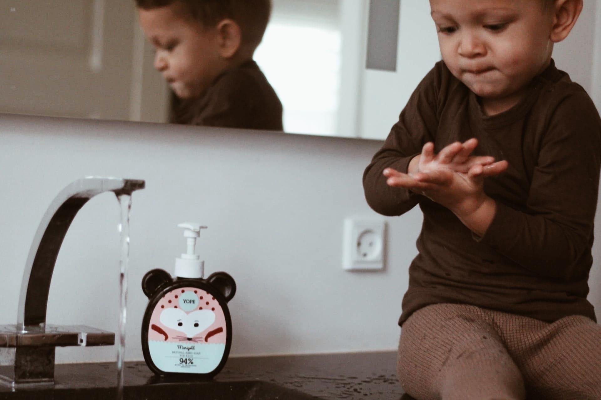yope børnehåndsæbe momstertest